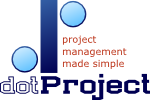dotProject - project management made simple